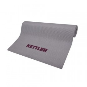 Kettler Yoga Mat 4mm (Grey) (RSP: RM62)