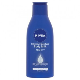 Nivea 48H Intensive Moisturiser Body Milk 125ml (RSP: RM9.70)