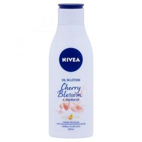 Nivea Cherry Blossom & Jojoba Oil Lotion 200ml (RSP: RM18.90)