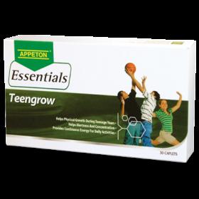 Appeton Essentials Teengrow 30s