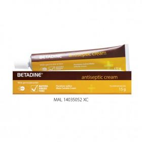 Betadine Antiseptic Cream 15g (RSP: RM14.90)