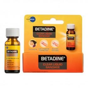 Betadine Clear Liquid Bandage 8g (RSP: RM19.25)