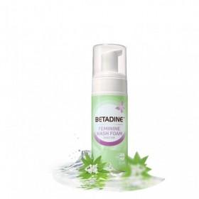 Betadine Feminine Foam Wash (Fresh & Active) 100ml (RSP: RM20.88)