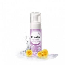 Betadine Feminine Wash Foam (Gentle Protection) 100ml (RSP: RM20.88)