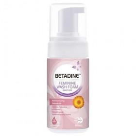 Betadine Feminine Wash Foam (Moisturising) 100ml (RSP: RM20.88)