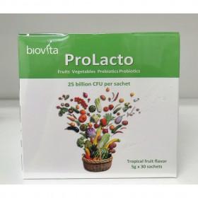 [BUY 1 FREE 1] BioVita ProLacto 5g x 30 Sachets