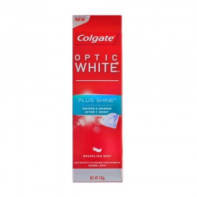 Colgate Optic White Plus Shine Toothpaste 100g (RSP: RM14.40)