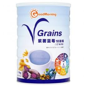 GoodMorning VGrains 1kg (RSP: RM64.15)