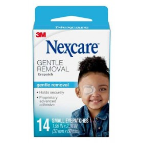 3M Nexcare Gentle Removal Eyepatch (Small) 14s (RSP: RM27.25)