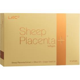 LAC Sheep Placenta+ 30 Softgels (RSP: RM345.90)