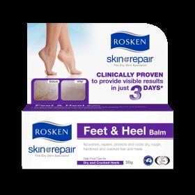 Rosken Skin Repair Feet & Heel Balm 50g (RSP: RM30.30)
