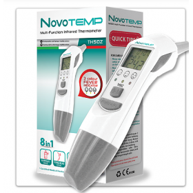 NovoTemp Infared Thermometer TH50Z (RSP: RM189)