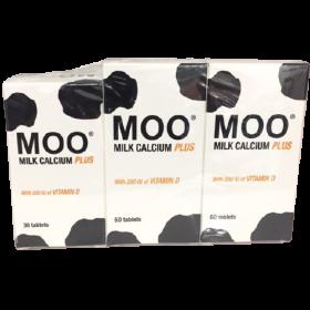 THC Moo Milk Calcium Plus 120s + 30s (RSP: RM204.60)