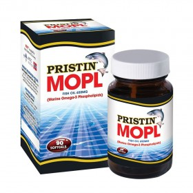 THC Pristin MOPL FIsh Oil 650mg 90s (RSP: RM232.60)