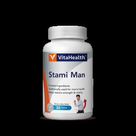 VitaHealth Stami Man 60s (RSP: RM139)