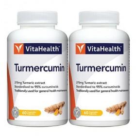 VitaHealth Turmercumin 2x60s (RSP: RM198)